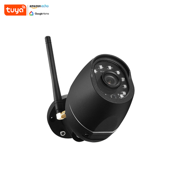 Smart Home Bullet Waterproof IP66 Outdoor Security System Wifi CCTV Camera With Wholesale Price