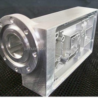 Cnc Precision Milled Aluminum Part Precision