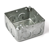 4 Electrical Steel Conduit Box Ip68