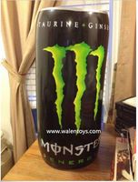 Inflatable Monster Energy Drink Can,advertising giant can ,china factory