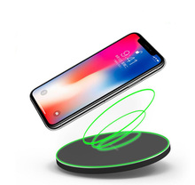 Smart wireless phone charger Fagst Charger for Samsung & iPhone Wireless Charging