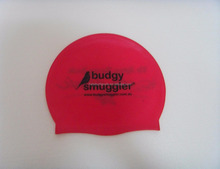 funny college adult nudde swim cap customized in china factory for long hair