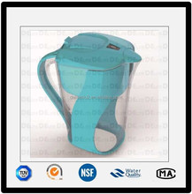 2016 New Arrival High High Quality Alkaline Water Pitcher,Water Jug With Filter, Reduce ORP 4 liters,