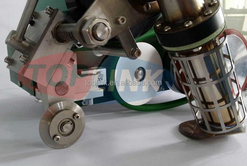 vinyl banner welding machine