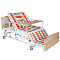 Cool manual home care bed for old man