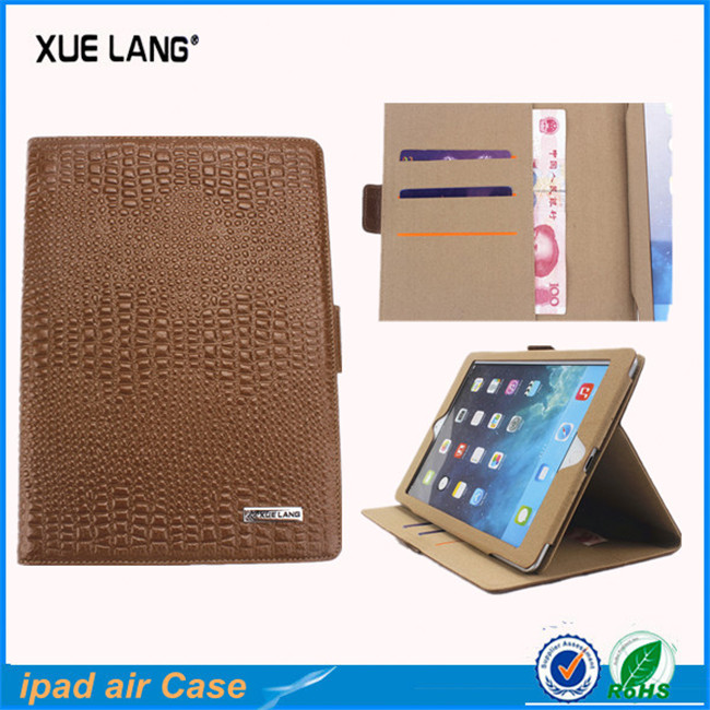 china manufacturer for ipad case, leather for ipad 3 case genuine leather