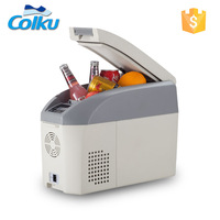 Long Life Expectancy 10L Mobile Home Car Mini Cooler And Warmer Auto Fridge