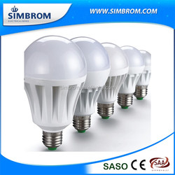 Hottest Extrusion Colored 12V 8W Led Car Bulb