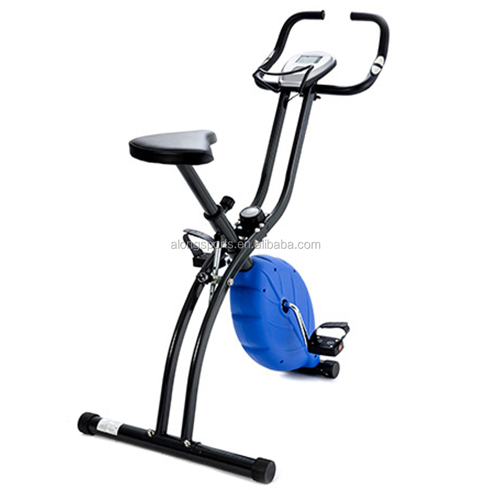 2017 Popular Stow-A-Way Magnetic X Bike MB260 Fitness Equipment Weight Loss Machine Folding Exercise Bike