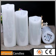 Brand new led votive tearing surface candle