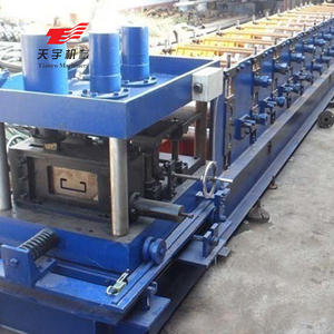 overboard service steel profile c z purlin roll forming machine for sale