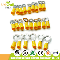 high quality customized electrical crimp wire connector 360pcs stainless steel ring terminal