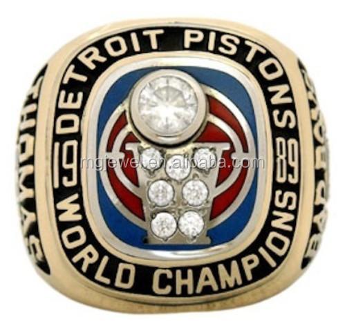 Wholesale fashion design basketball championship ring