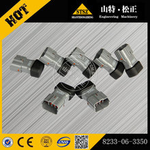 Premium quality wholesale price excavator spare part on PC88MR-8 of electrica system Diode 8233-06-3350