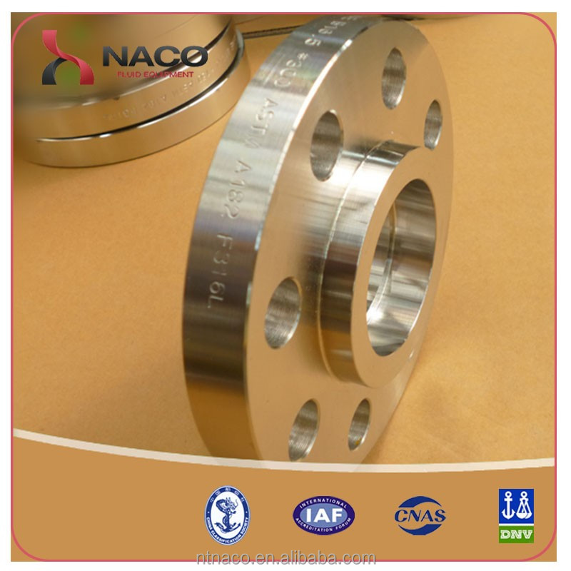 Naco new product SAE standard forged flange from china supplier