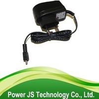 iec60601-1-3rd mirco usb plug 6w 5v 1.2a switching power supply