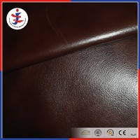 Sofa used genuine leather cow leather/real cow hide leather skin