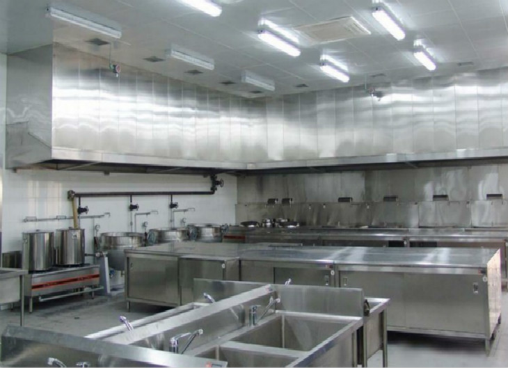 Dise ador de la cocina gabinete de acero inoxidable para - Disenador de cocinas ...