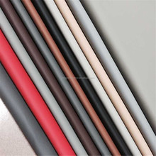 Premium microfiber car leather, pu leather for car seat cover, sofa synthetic leather