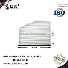 High Quality Cabin Filter from GPAIPLUS