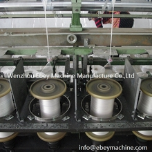 Polyester Yarn Spinning Fiber Thread Ring Twisting Machine