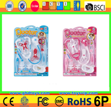 Doctor set toys playing house game toy indoor doctor toys doctor nurse medical play sets for kid children