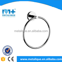 OEM/ODM Ningbo Factory High Quality wholesale bathroom accessory Wall Mounting towel ring