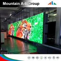 Easy Installation P8 Outdoor Advertising LED Display Video