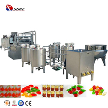 Mini Full-Automatic Jelly candy/gummy candy production line