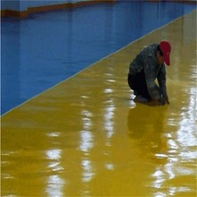 Caboli epoxy resin rubber car parking floor paint