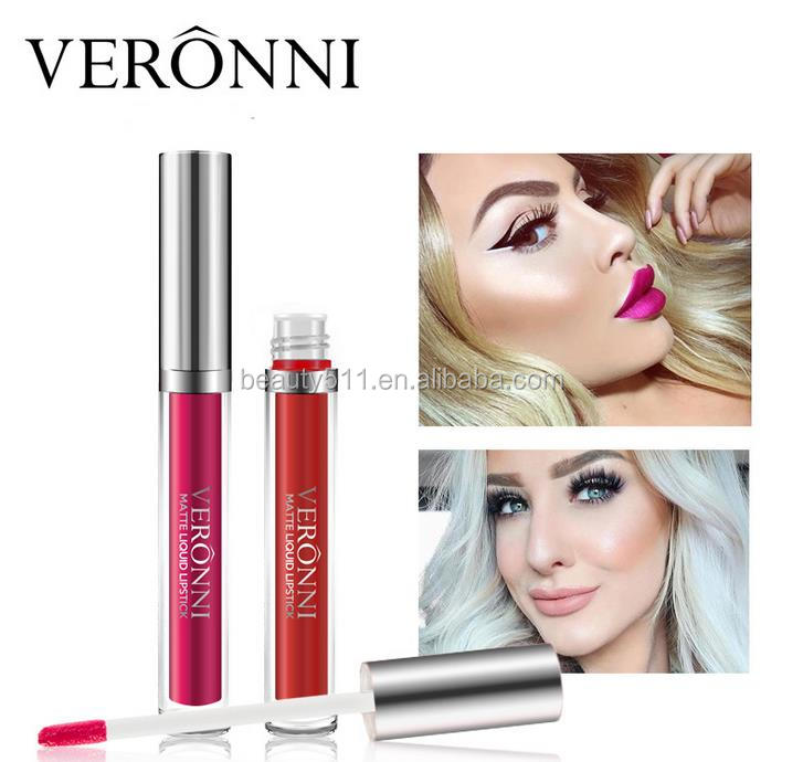 OEM New style 13colors Long lasting Waterproof Makeup Matt Lip gloss
