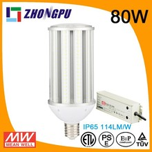 iluminacion led 80w e40 e39 bulb 9120lm Retrofit parking lot