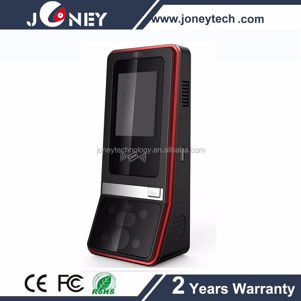elevator fingerprint gate access control face recognition time attendance system