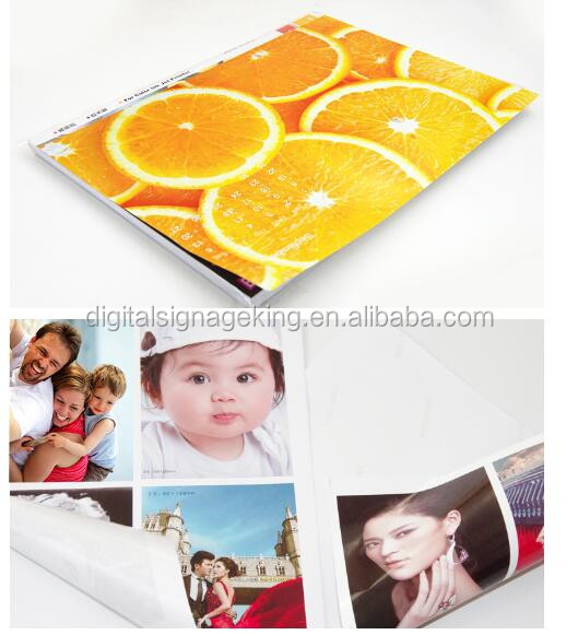 Factory supply inkjet high glossy photo paper