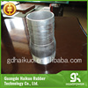 High quality Galvanized and Flexible Hose KC Nipple Fitting