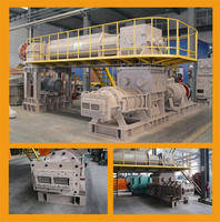 Full automatic sandstone brick making machine from china