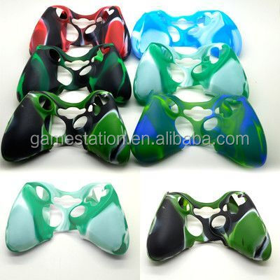 Silicone Case for XBOX One Controller for Xbox360 Silicon Case PS4 PS3 Controller
