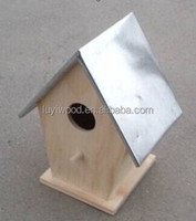 hand craft small wood crafts bird house