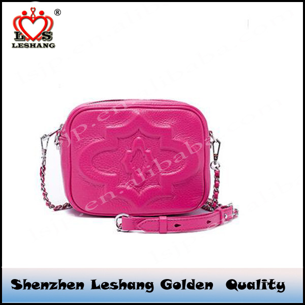 small chain cute fashion candy color messenger bag for teenagers girls