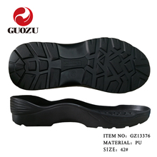 light weight pu outsole man design safety shoe sole