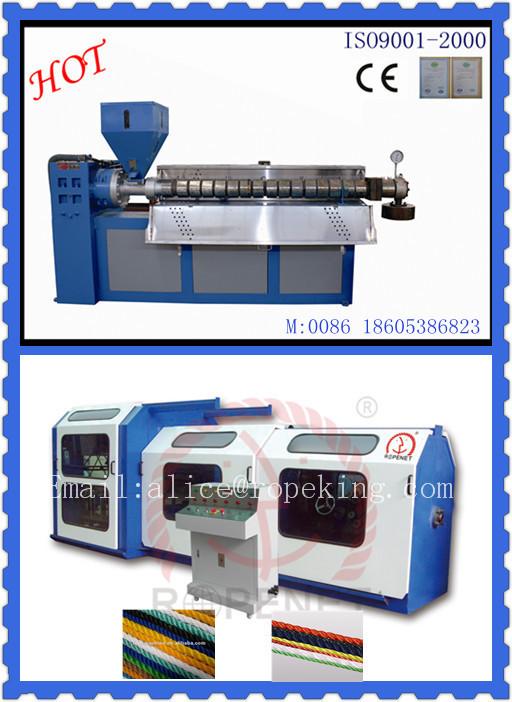 Plastic Rope Making Machine/rope Machine M :0086 ...