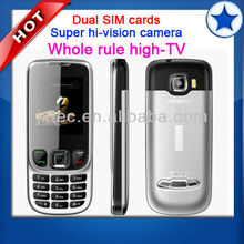 2013 Super cheap TV mobile Quad Band Cell Phone S335