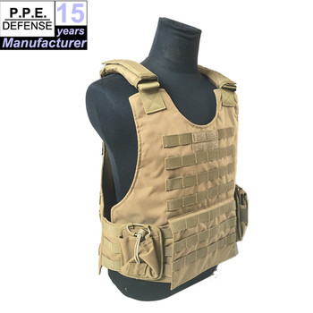 Tactical combat custom bulletproof body vest