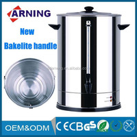 Tea Urn / Deskstop Electric Water Boiler / 304 Stainless Steel Water Tank