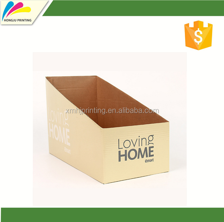 cardboard counter top display boxes