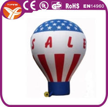 inflatable balloon advertising