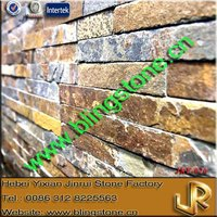 Natural Rustic Slate Wall Stone Clad Panels