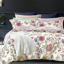 On sale bedding 100% indian cotton bed sheets