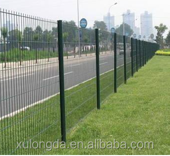 Welded Wire Mesh Fence, Wire Fencing (manufacturer)