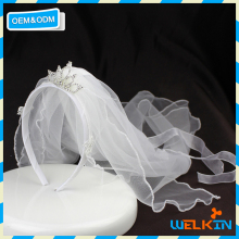 Event & Party Supplies Bridal Veil and Crown Cheap China Factory Price